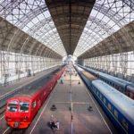 Самые длинные железнодорожные платформы в мире