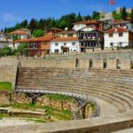 Охрид — древний город в Македонии