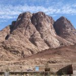 Гора Синай, священное место в Египте