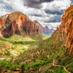 Национальные парки в Юте