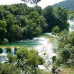 Небесные водопады, синие озера, нетронутая природа Хорватии