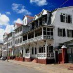 Парамарибо - колониальный голландский город в Суринаме