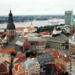 Рига - исторический город в Латвии