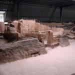 Археологические раскопки Joya De Cerén в Сальвадоре