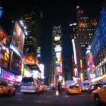 Самые посещаемые города в США