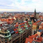 Путешествие по городам Польши
