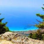 Национальные парки Греции