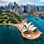 Уникальный город Кубер-Педи в Южной Австралии
