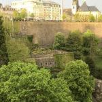 Город Люксембург - исторические укрепления и старые кварталы