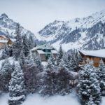 Австрия стала самой опасной страной для зимнего отдыха