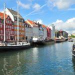 Прогулка по Копенгагену - Канал Нюхавн, Замок Розенборг