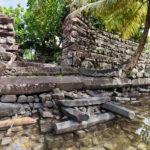 Нан Мадол Церемониальные места династии Saudeleur в Микронезии