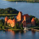 Пять национальных парков Литвы