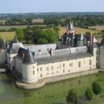 Замок дю Плесси Бурре - Франция