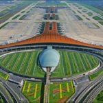 Где самые оживленные аэропорты в Азии?