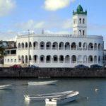 Самые большие города на Коморских островах