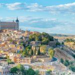 Два дня в Испании
