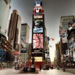 История Таймс-сквер