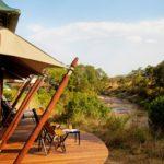 Новый сафари-отель открылся в Кении