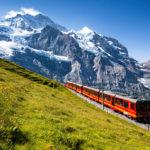 Самые высокие железные дороги в Европе