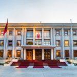Где живет президент Албании?