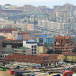 Какие страны граничат с Косово?