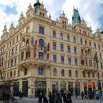 Гостиница «Kings Court» в Чехии