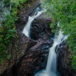 Где находится таинственный водопад: Чайник Дьявола?