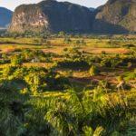 Основные горные хребты в Карибском регионе