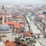 Самые большие города в Косово