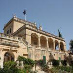 Где живет президент Мальты?