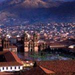 Город Кузко –  общие сведения, Перу