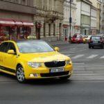 Такси в Праге, заказ и стоимость такси в Праге