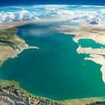 Самые большие озера в мире по объему