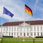 Где живет президент Германии?