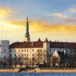 Где живет президент Латвии?
