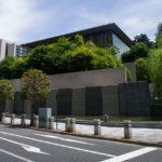 Где живет премьер-министр Японии?