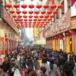 Численность населения китая