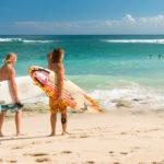 Сёрфинговые пляжи Перу и Водопады «Гокта»