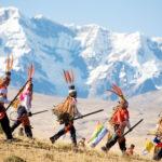 «Бог Чудес» праздник в Перу