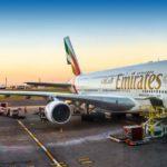 Где находится штаб-квартира группы Emirates?