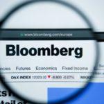 Где находится штаб-квартира Bloomberg L.P.?