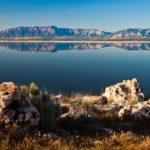 Где находится Большое Соленое Озеро?