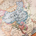 Страны Азии по площади