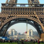 В Париже теперь есть вторая Эйфелева башня