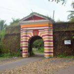 Деревня и Крепость Рачол (Fort of Rachol), Гоа