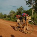 Путешествие по югу Камбоджи на мотоцикле