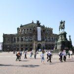 Моя экскурсия в Берлине и Дрездене