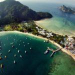 Остров Пхукет и дорога в Малайзию