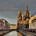 Едем в Санкт-Петербург - культурную столицу!